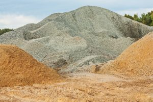 Levering af sand i Kolding og Fredericia